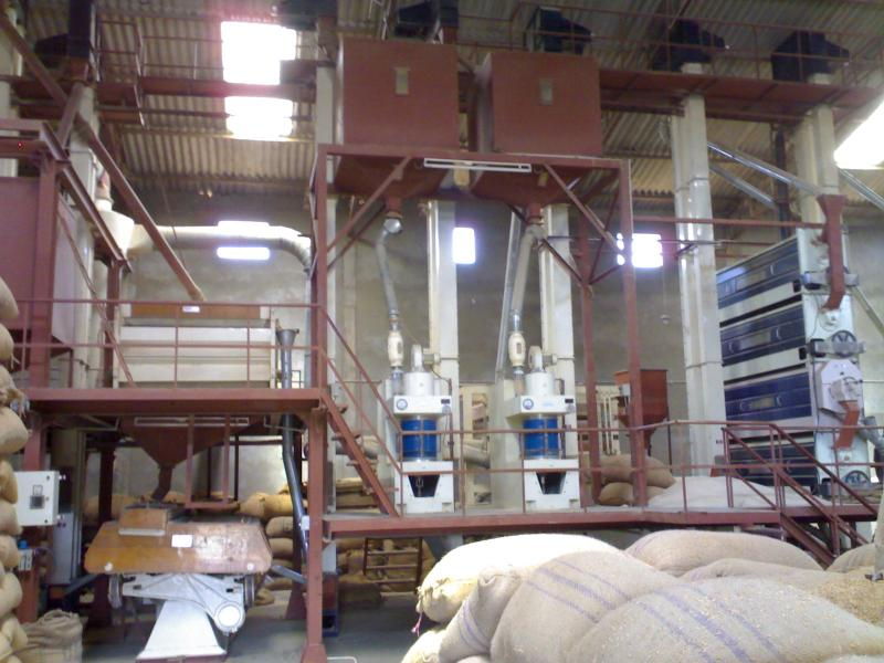 Rice Milling Machine In India