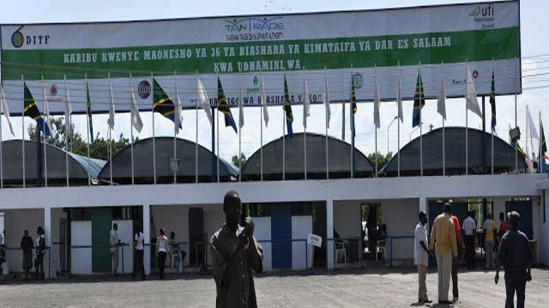 DAR ES SALAAM INTERNATIONAL TRADE FAIR