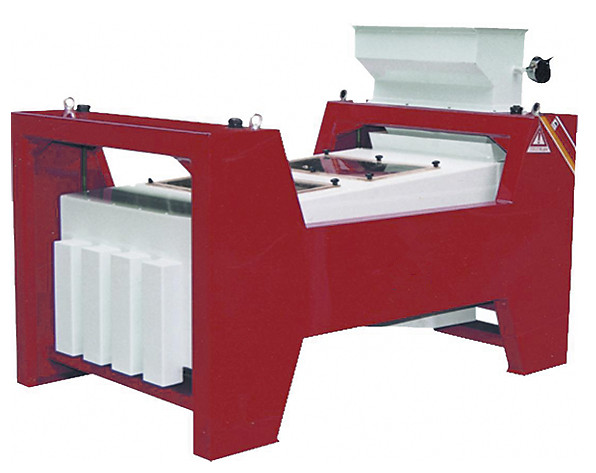 MMJM100*3 /125*3 Rice Grading Sieve Machine