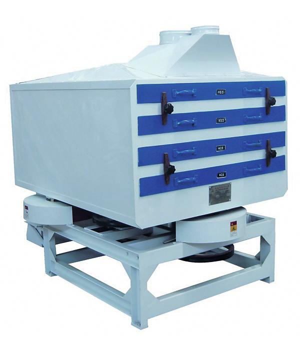 MMJX100*4/120*4 Rice Grading Plansifter