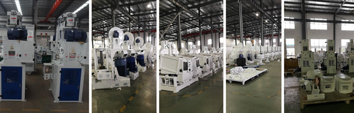 rice mill machine workshop processing