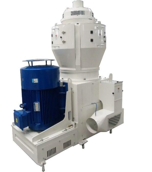MNML S46 Vertical Grit Roller Rice Mill Machine